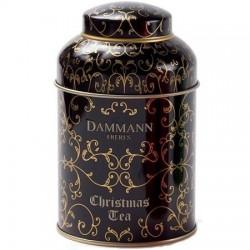 Ceai Dammann cutie cadou CHRISTMAS TEA BLANC