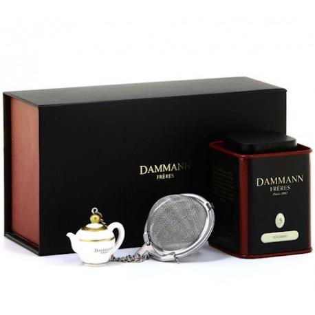 Ceai Dammann cutie cadou NOMADE
