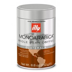 View larger illy Espresso monoarabica GUATEMALA boabe cu cofeina 250gr