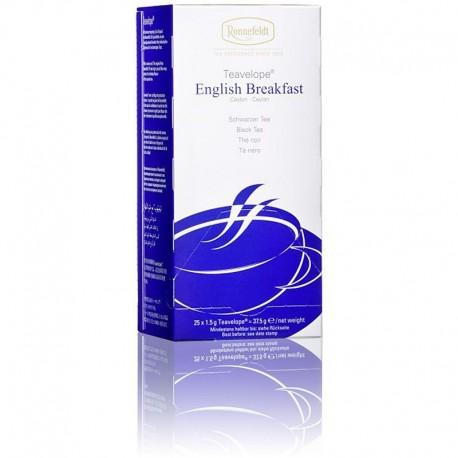 Ceai Ronnefeldt Teavelope ENGLISH BREAKFAST cutie